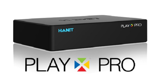 Post image for Đầu Hanet PlayX Pro