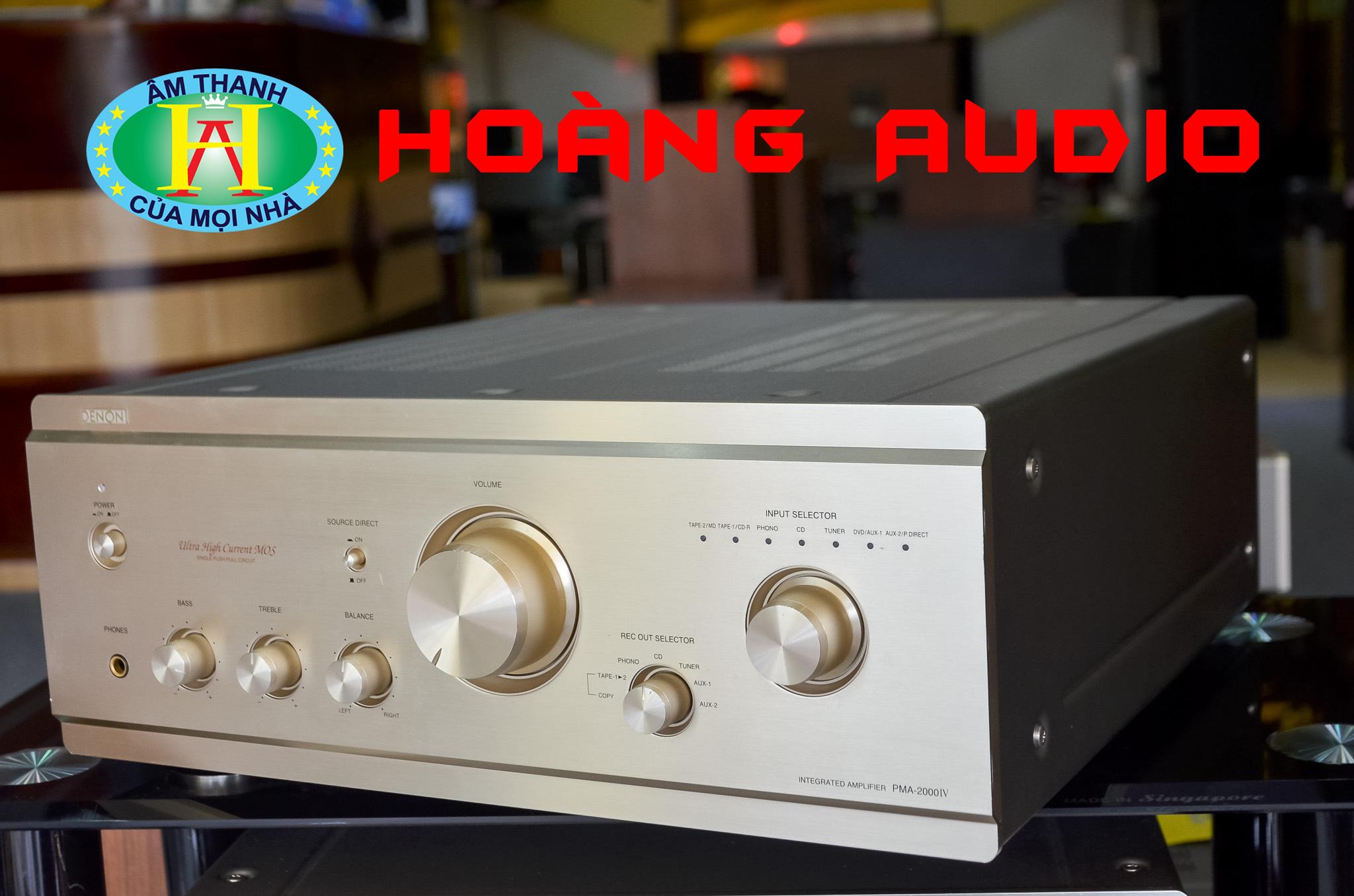 Thumbnail image for Tư vấn chọn mua amply cho dàn âm thanh nghe nhạc