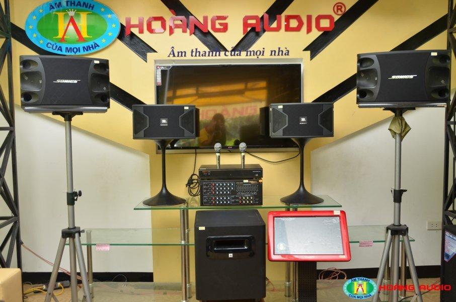 Tư vấn chọn mua lắp đặt dàn karaoke uy tín tại Hoang Audio