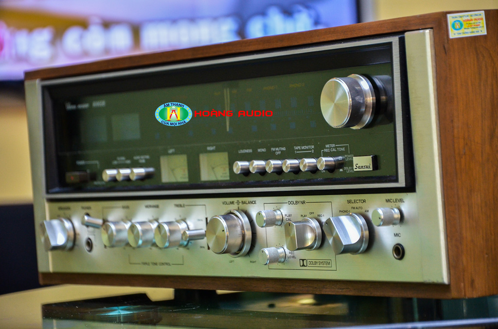 Ampli sansui 9090db