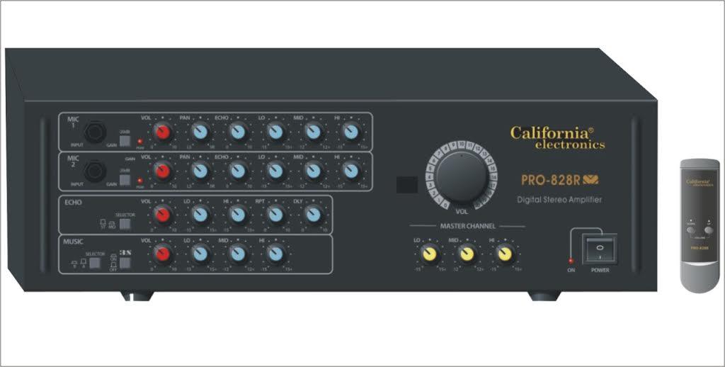 Thumbnail image for Ampli California 828R (nhật hoàng)