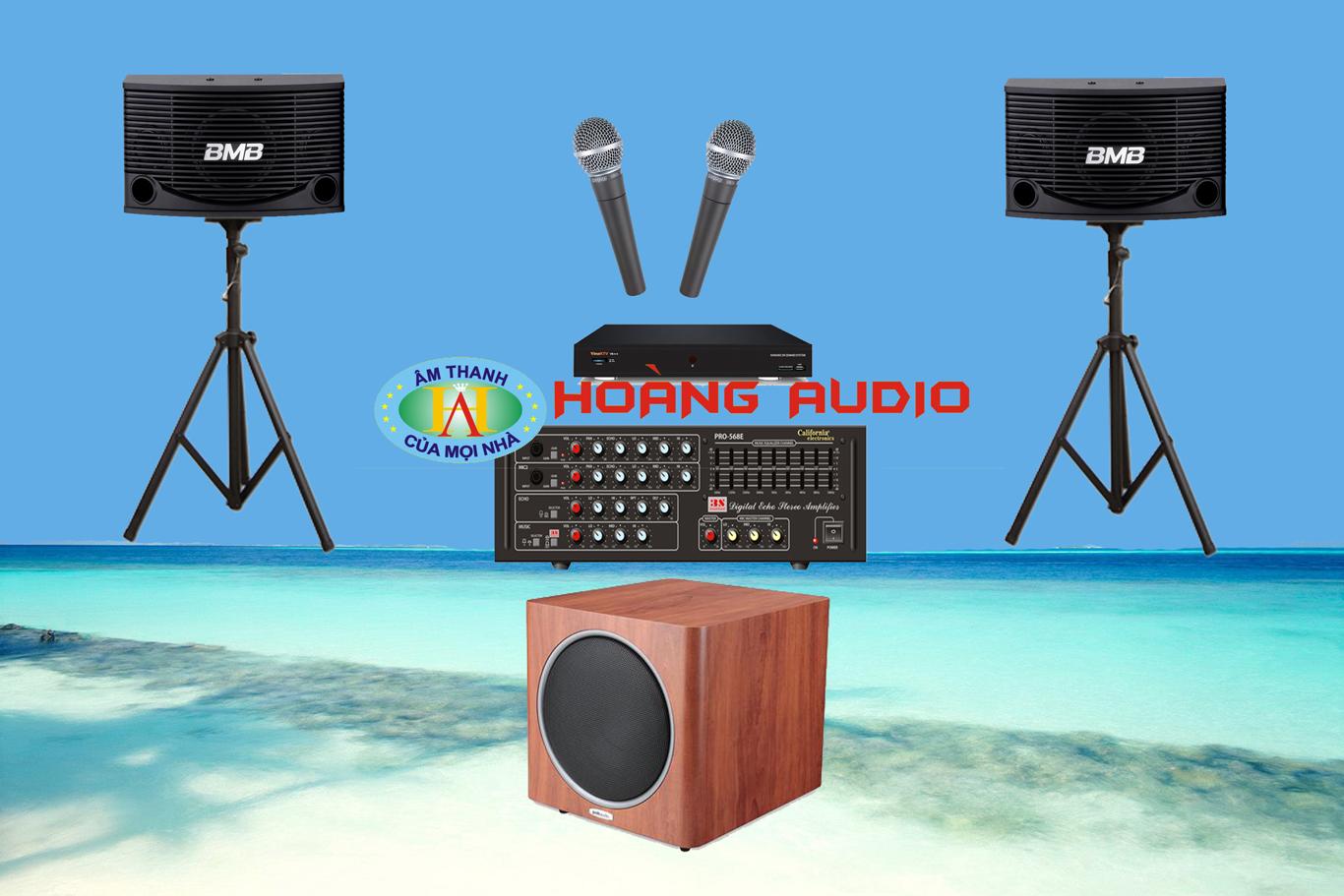 Post image for Bộ dàn karaoke gia đình HO 07