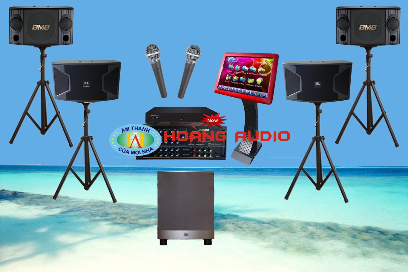 Thumbnail image for Bộ dàn karaoke gia đình HO 09