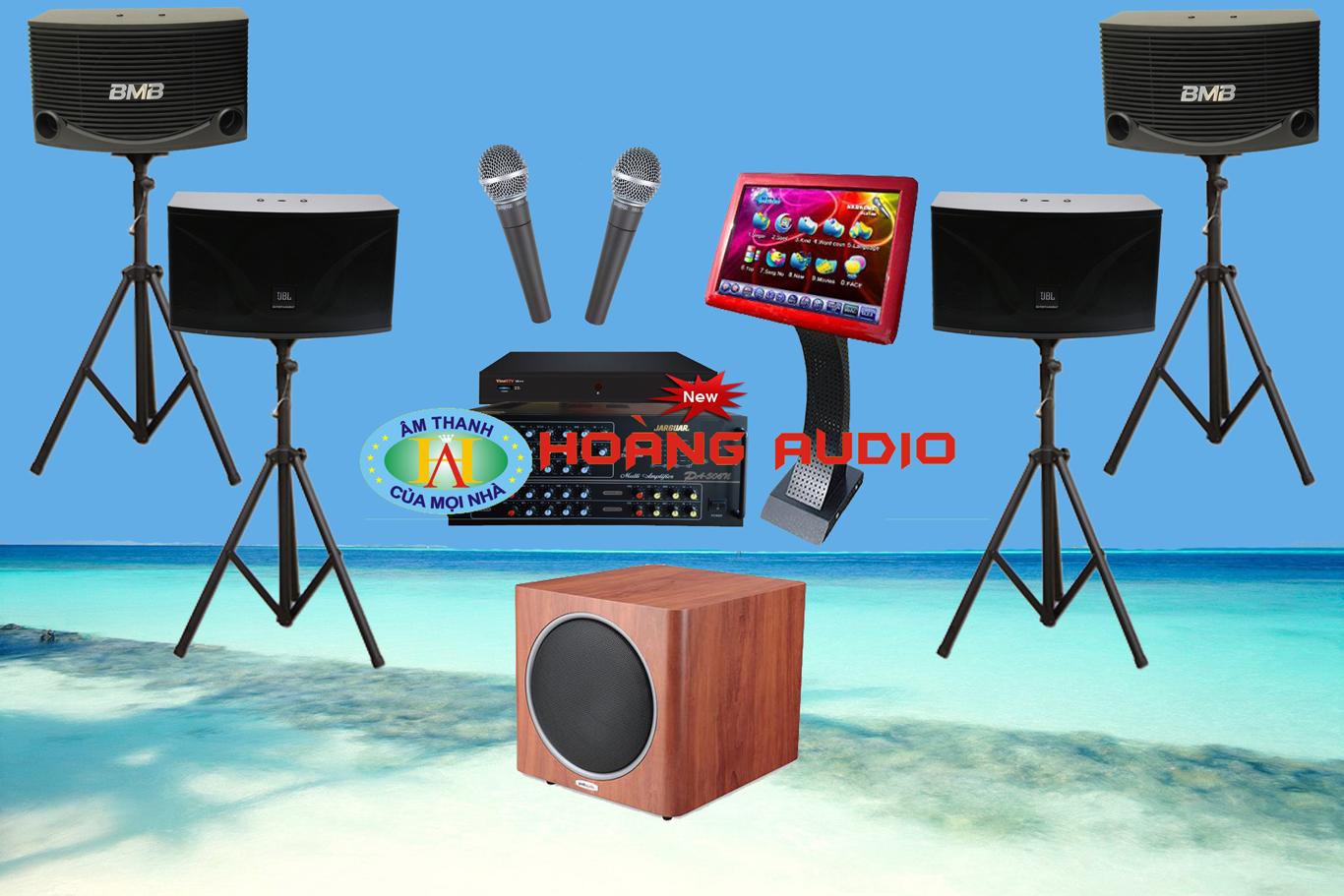 Thumbnail image for Bộ dàn karaoke gia đình HO 11