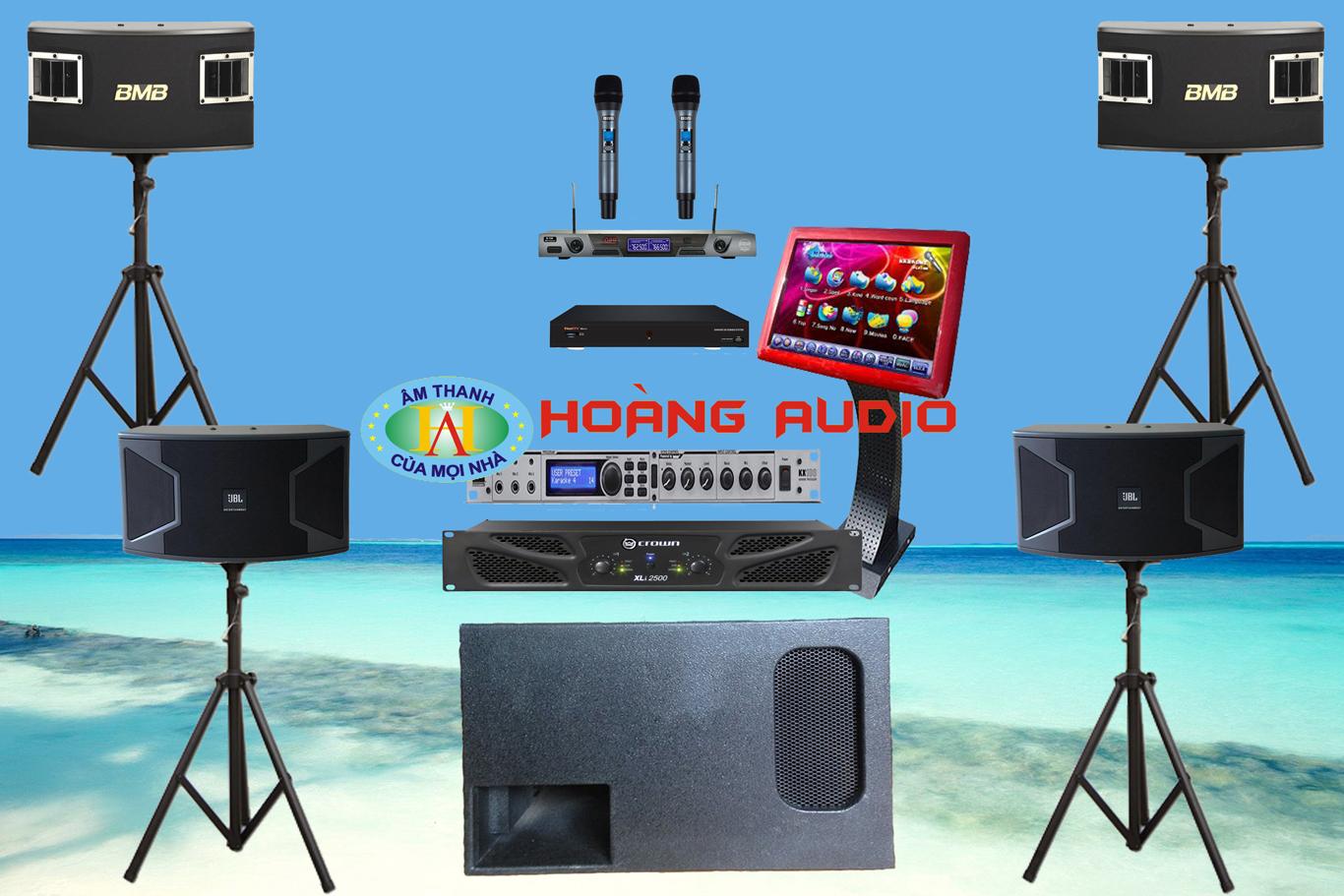 Thumbnail image for Bộ dàn karaoke kinh doanh HO 13
