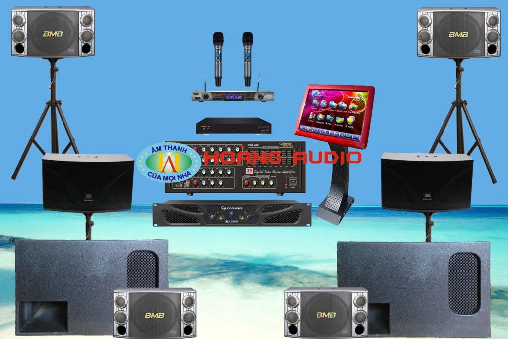 Thumbnail image for Bộ dàn karaoke kinh doanh HO 16