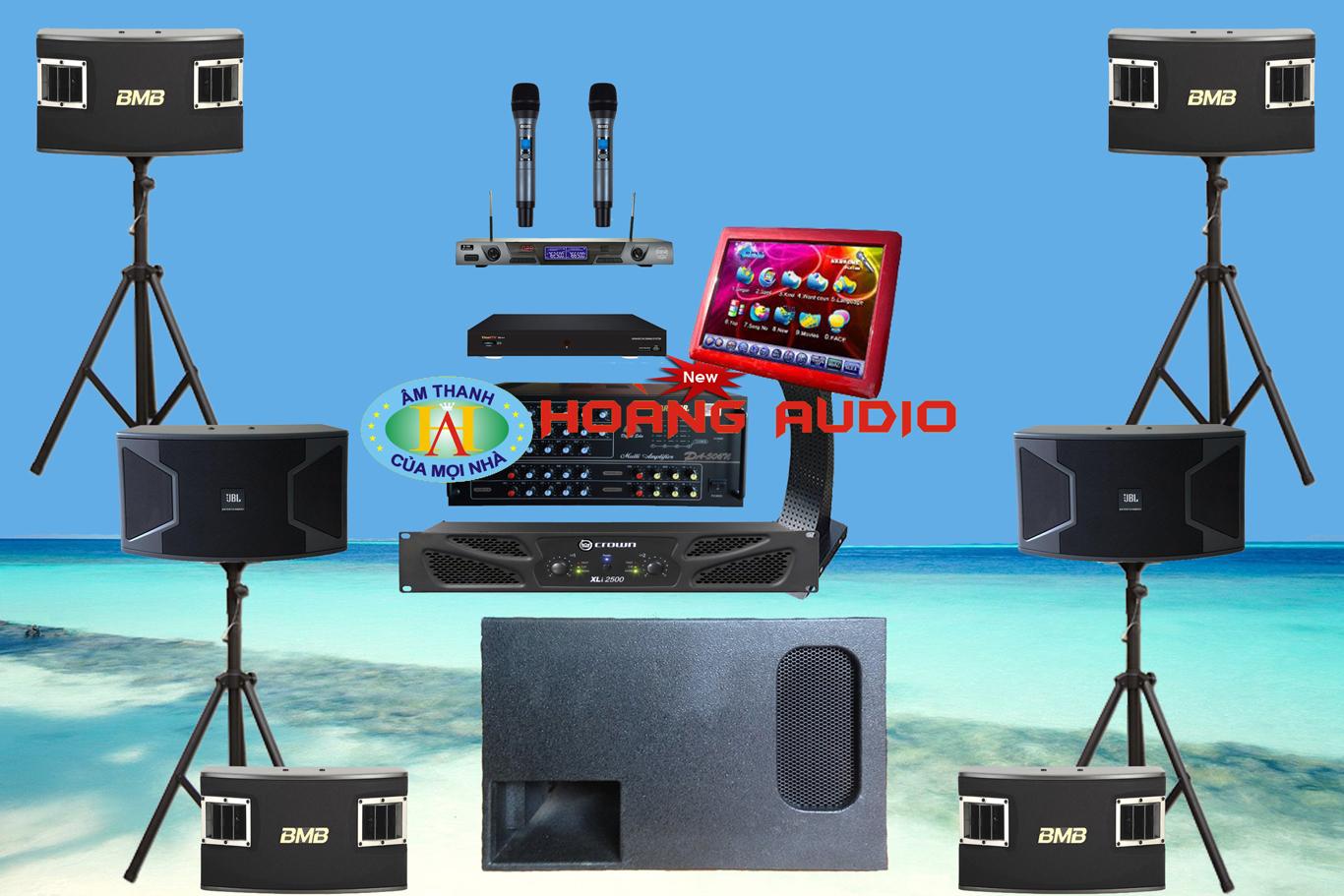 Thumbnail image for Bộ dàn karaoke kinh doanh HO 17