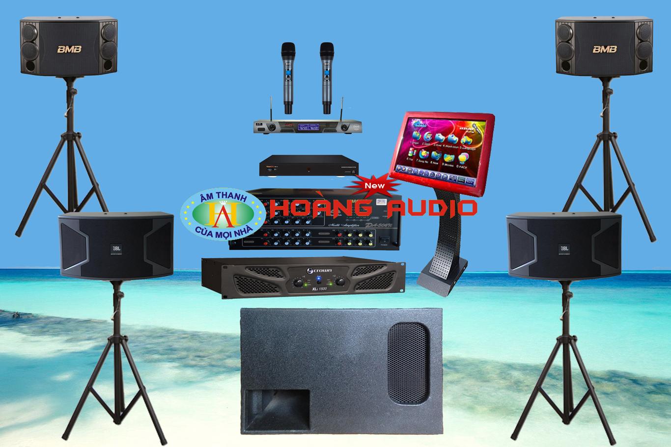 Post image for Bộ dàn karaoke kinh doanh HO 20
