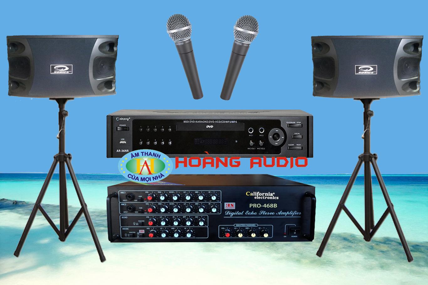 """Thumbnail image for Bộ dàn karaoke """"Siêu Hot"""" HO 21 – Đón """"Dê"""" rước quà thả ga sắm tết"""