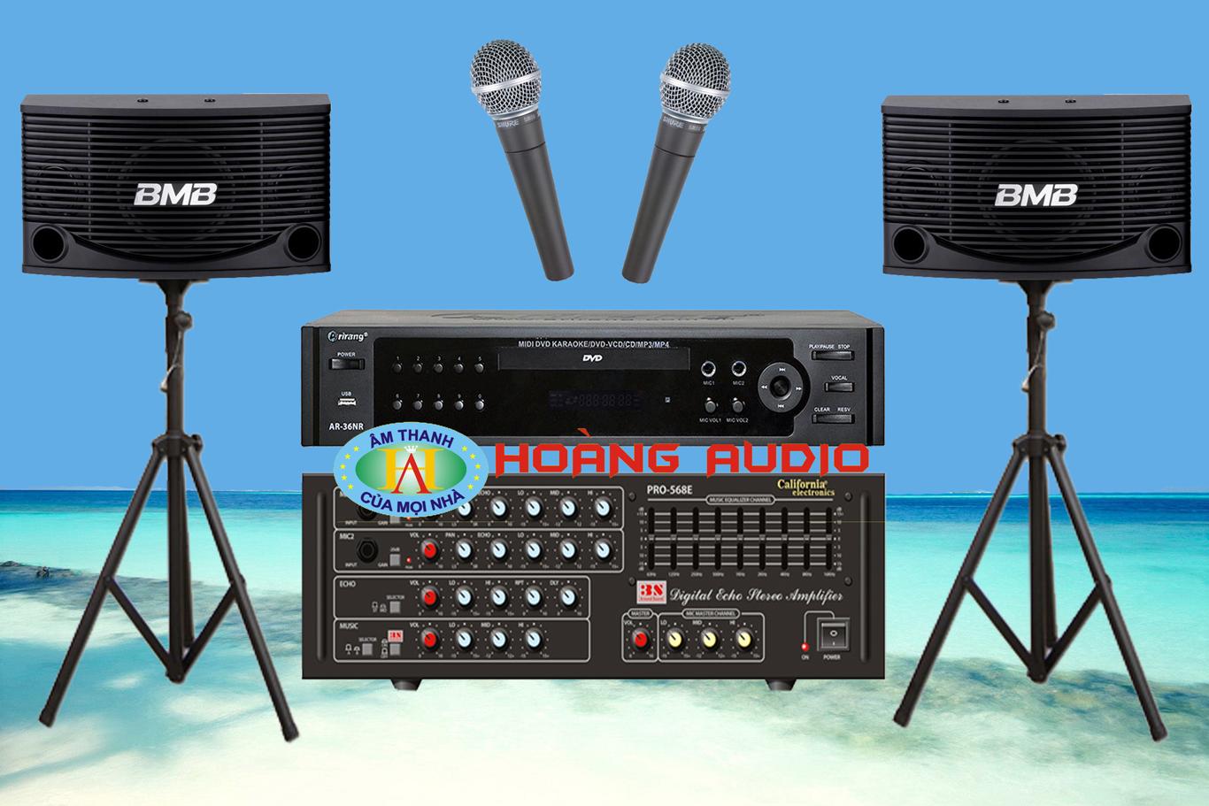 Post image for Bộ dàn karaoke gia đình HO 22