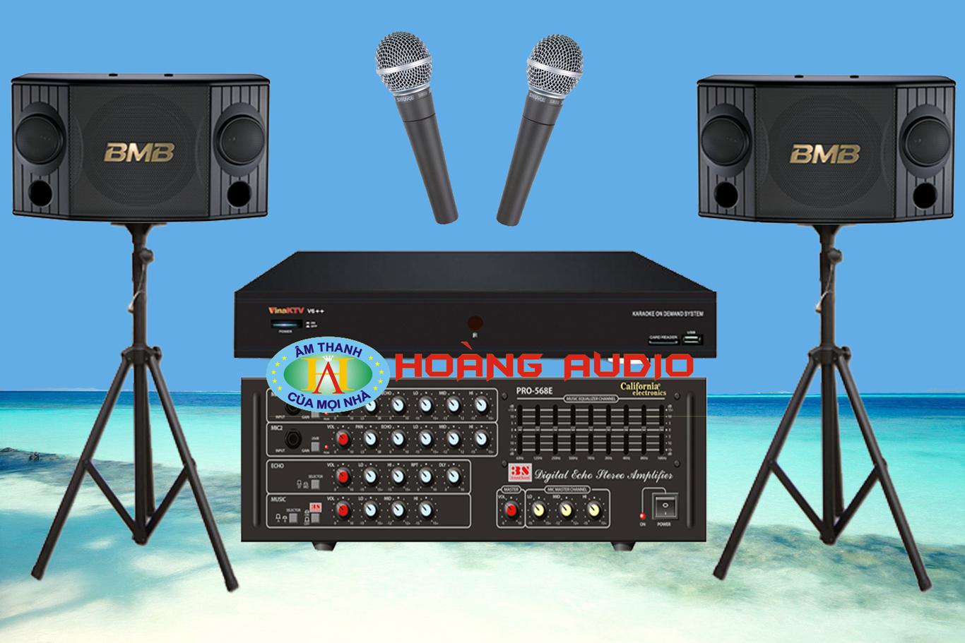 Thumbnail image for Bộ dàn karaoke gia đình HO 23