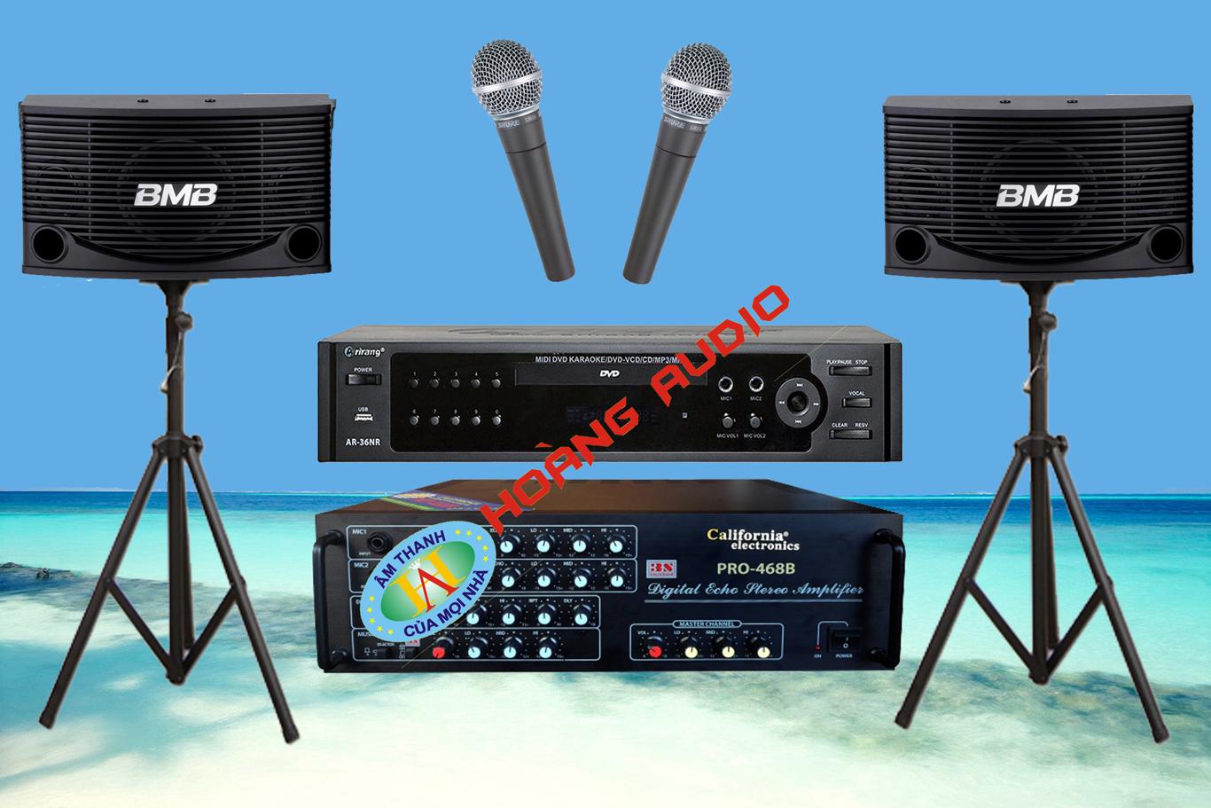 Post image for Bộ dàn karaoke gia đình HO 25