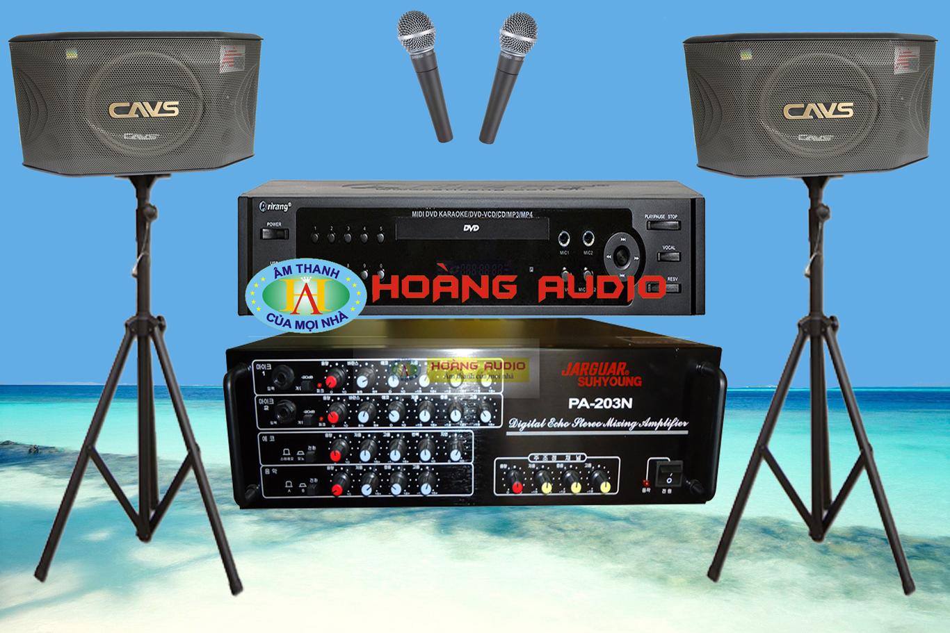 Thumbnail image for Bộ dàn karaoke gia đình HO 28