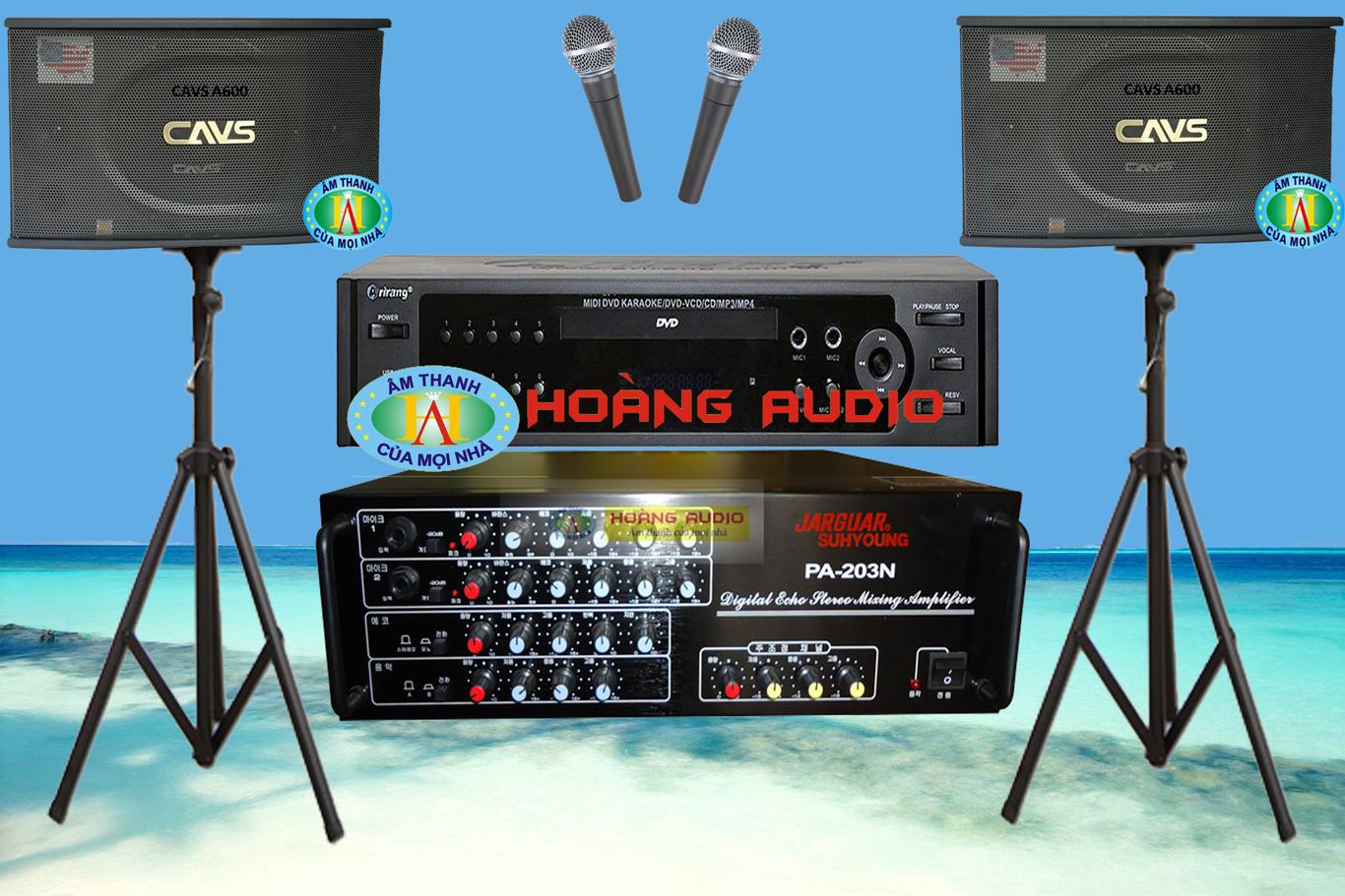 Thumbnail image for Bộ dàn karaoke gia đình HO 29