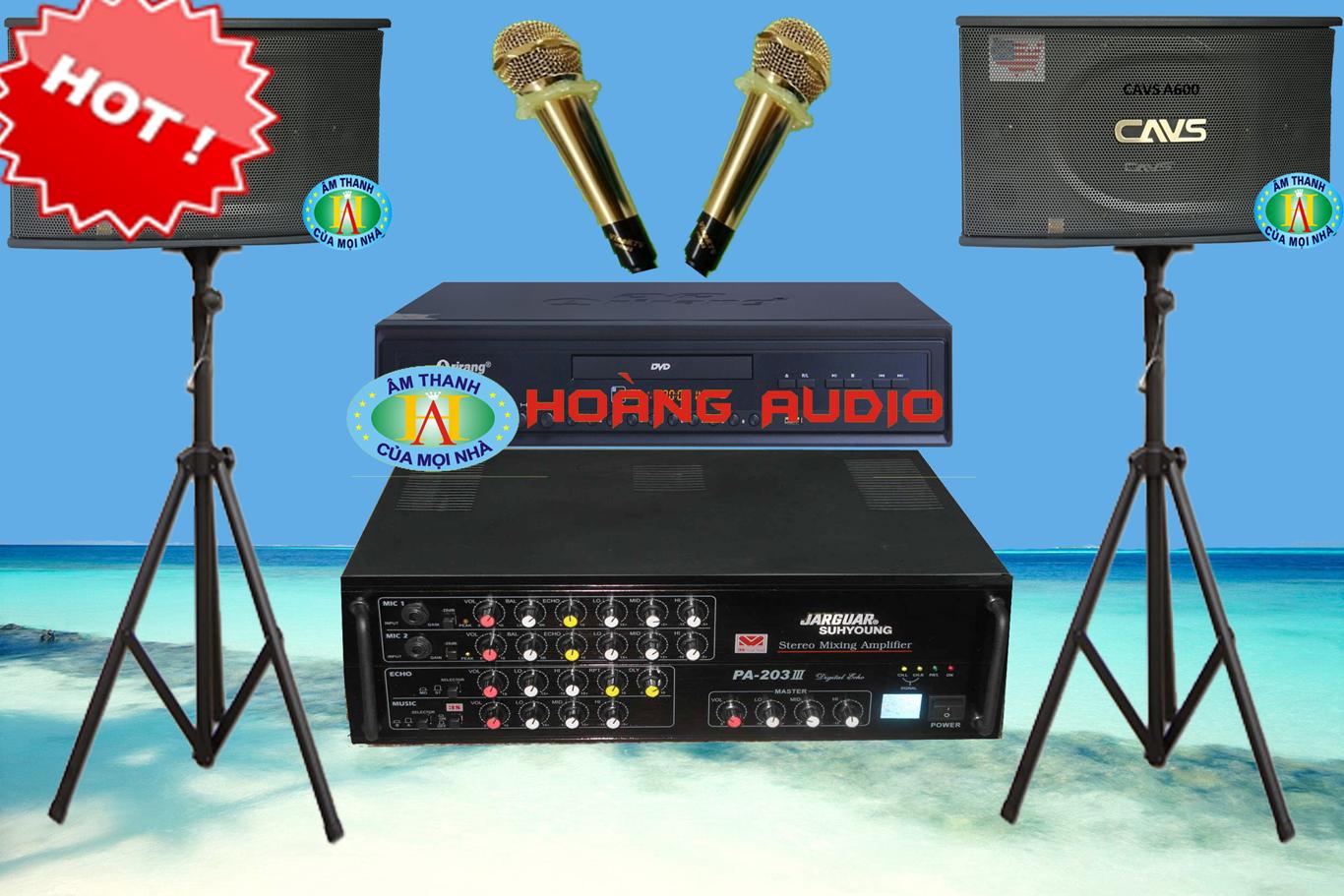 """Post image for Bộ dàn karaoke gia đình """"Cực Sốc"""" HO 30"""