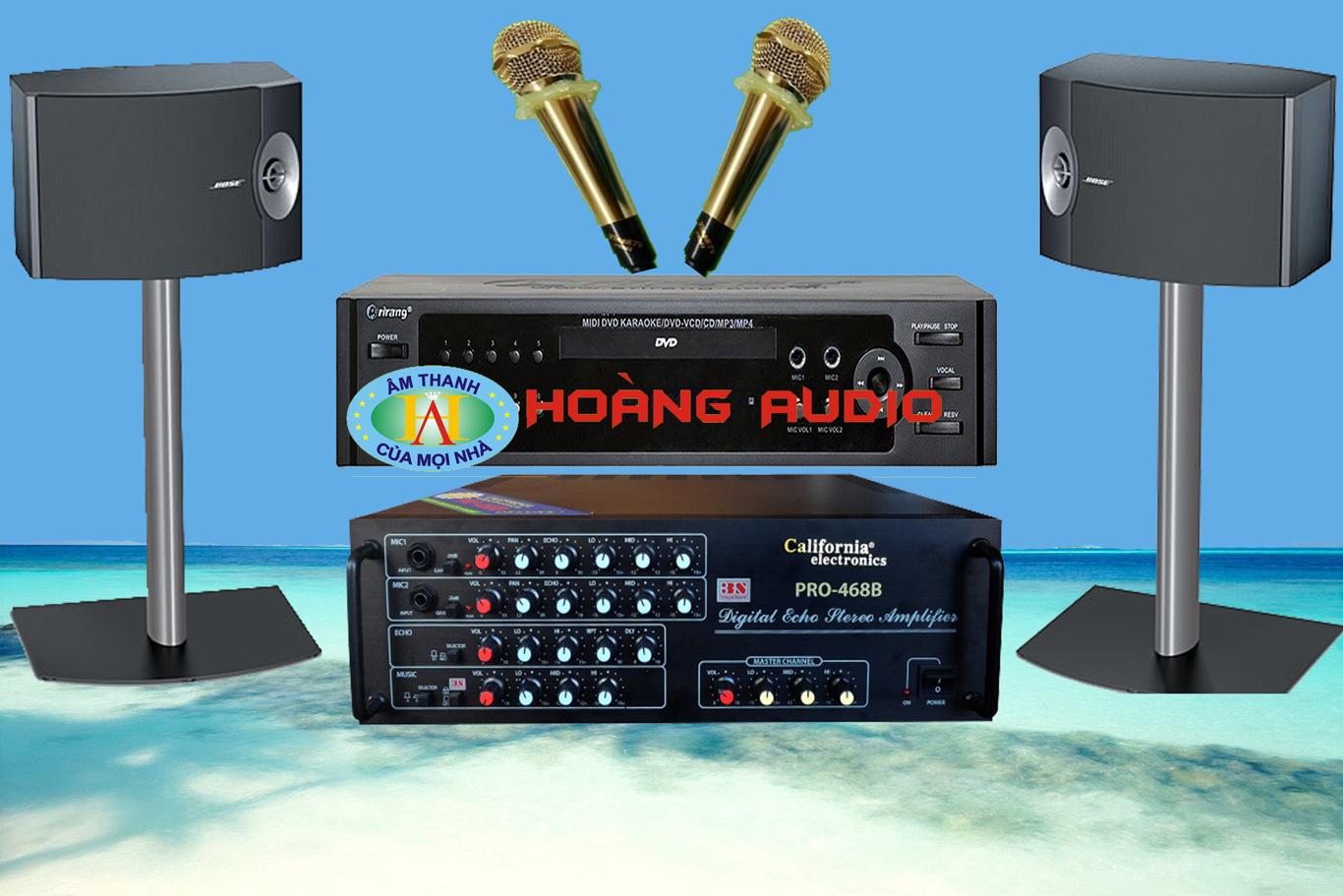 Thumbnail image for Bộ dàn karaoke gia đình HO 32