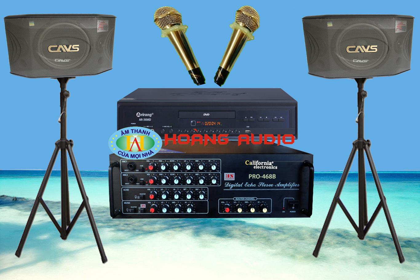Thumbnail image for Bộ dàn karaoke gia đình HO 37