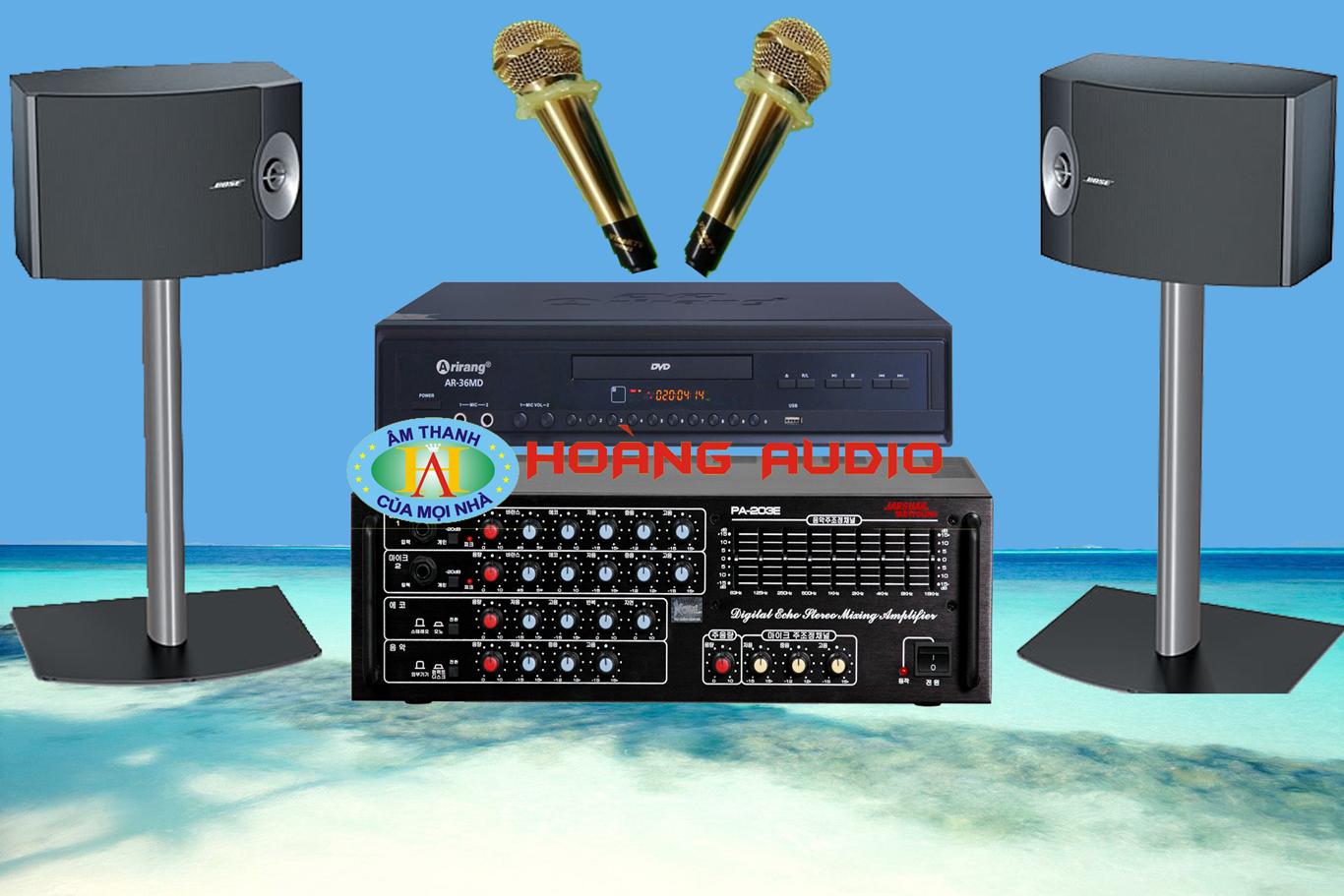 Thumbnail image for Bộ dàn karaoke gia đình HO 39