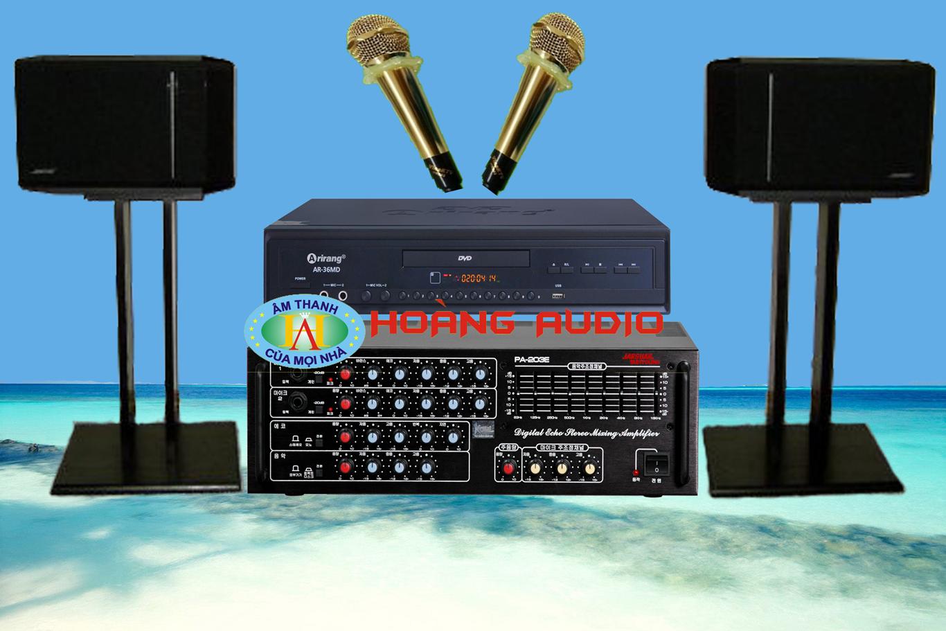 Thumbnail image for Bộ dàn karaoke gia đình HO 40