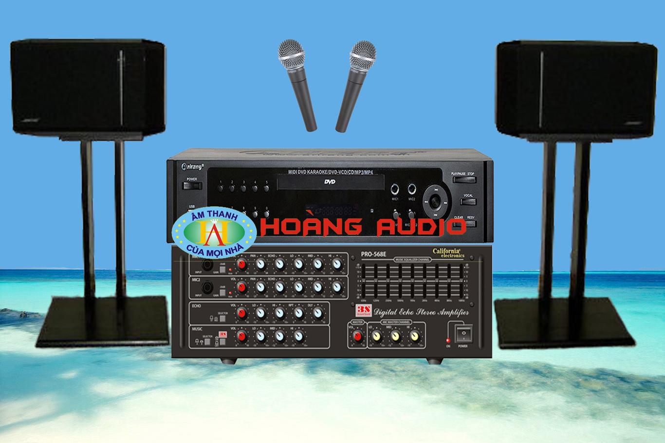 Thumbnail image for Bộ dàn karaoke gia đình HO 41