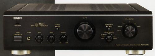 Ampli Denon 1500RII đen