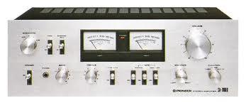 Ampli pioneer sa 7800II chính hãng