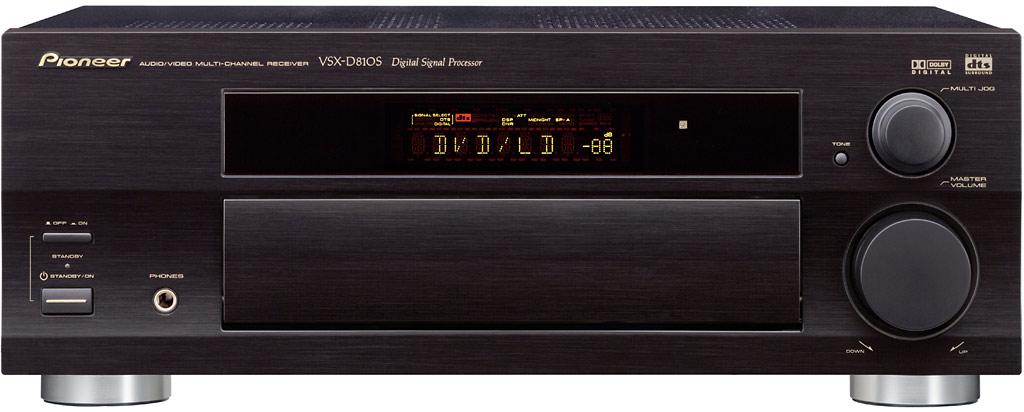 Ampli pioneer vsx d810s chính hãng