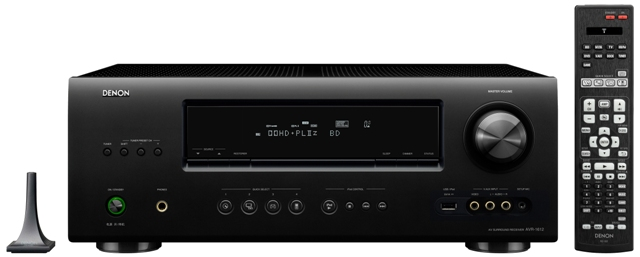Ampli receiver denon avr-1312 cao cấp