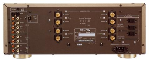 Amply denon 2000 chính hãng