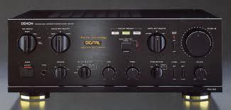 Amply denon 880d chính hãng