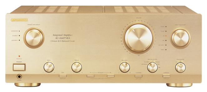 Amply sansui 607nra cao cấp