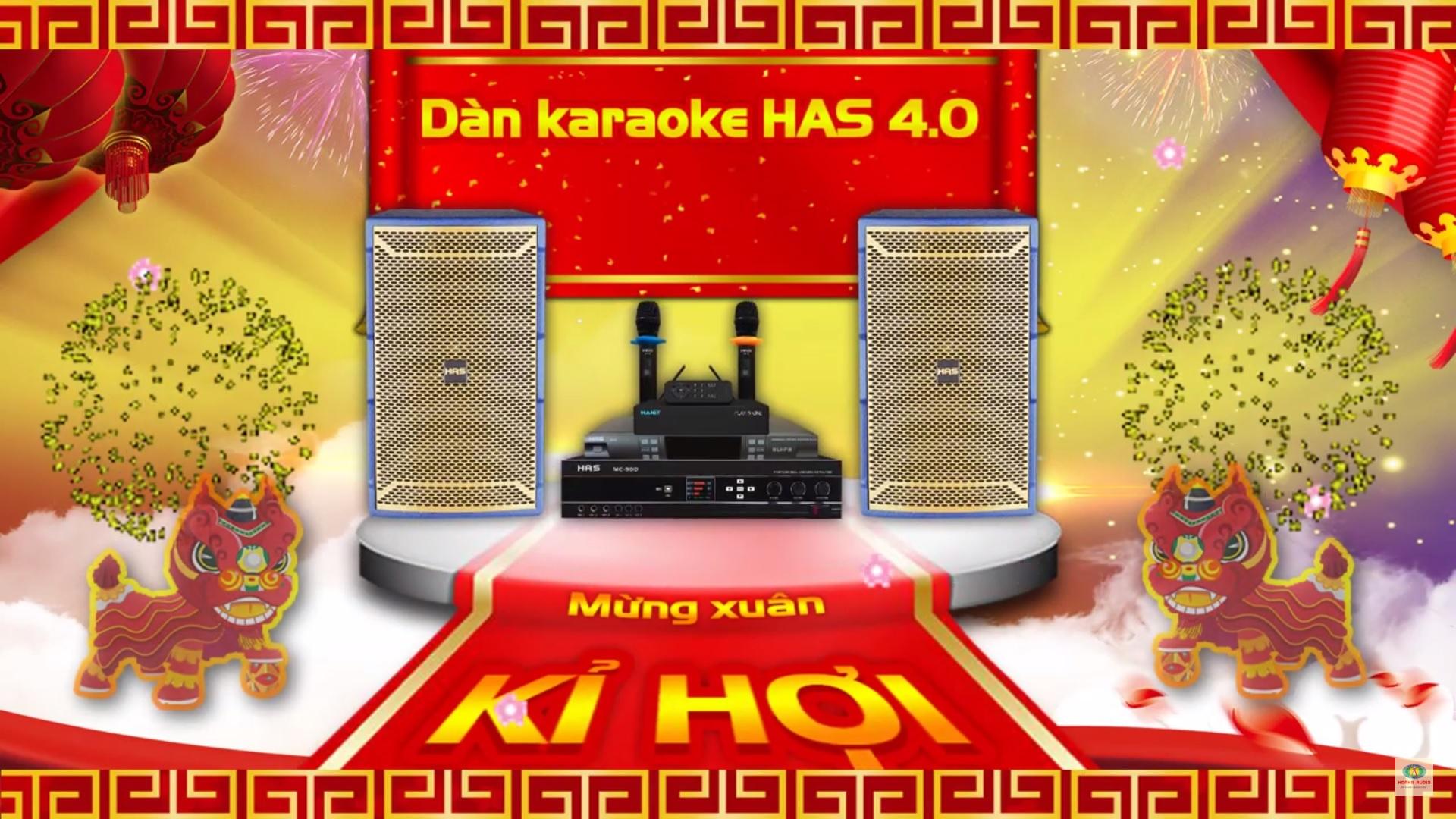 Post image for Bộ dàn karaoke gia đình anh Huy CC Trần Hữu Dực, Hà Nội