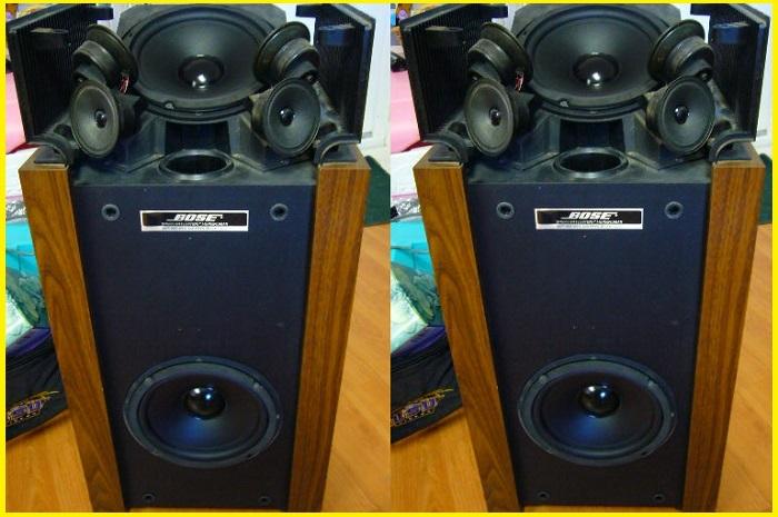 Thumbnail image for Loa cao cấp Bose 601 Seri II nghe nhạc hát karaoke hay giá rẻ.