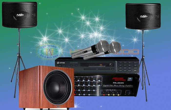 Dàn karaoke 6 số vitek ck230 giá tốt nhất