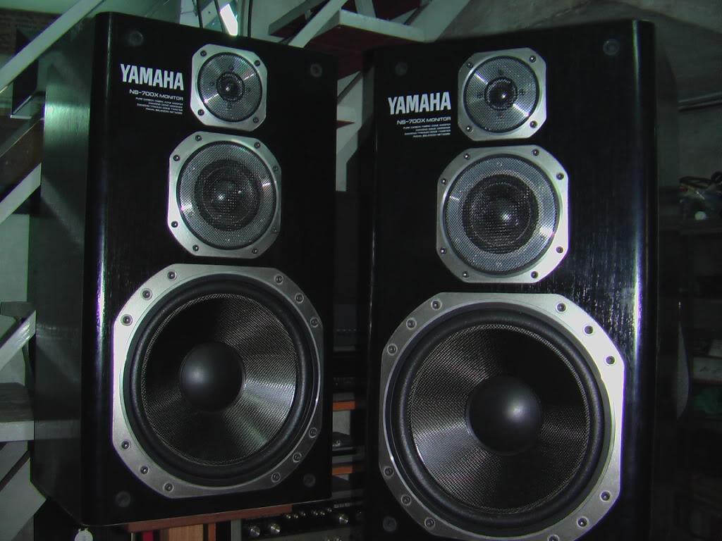Loa yamaha ns 700x monitor giá rẻ nhất