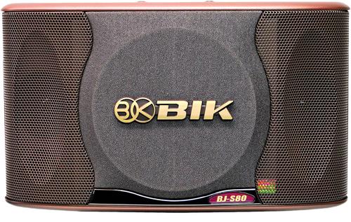 Loa karaoke bik bj s80gl cao cấp