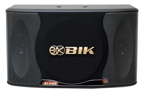 Loa karaoke bik bj s100bk chính hãng