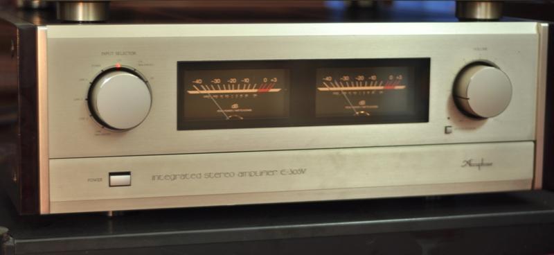 Ampli Accuphase e 305V nghe nhạc cao cấp- Hoàng Audio