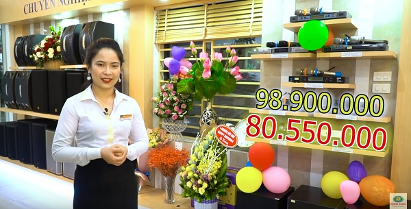 Post image for Dàn karaoke chuyên nghiệp – VIP [P5 – 03 Mẫu dàn karaoke 2019]