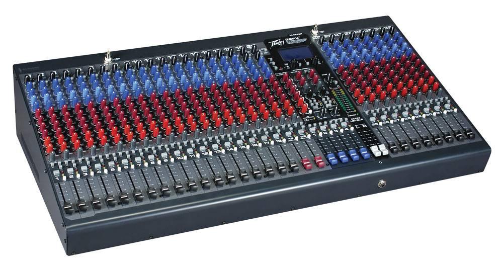 Bàn mixer cao cấp peavay pv32fx chính hãng