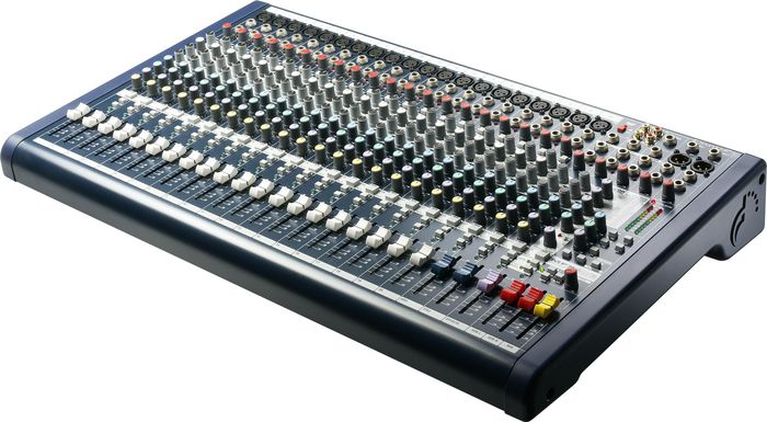 Bàn mixer soundcraft efx 20
