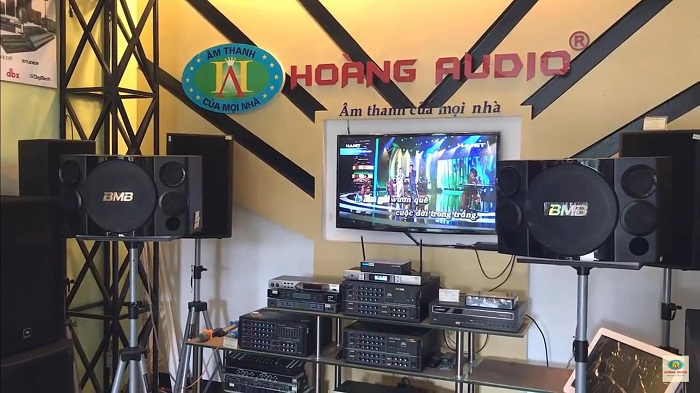 Thumbnail image for Dòng loa karaoke gia đình cao cấp – BMB CSE – 310SE