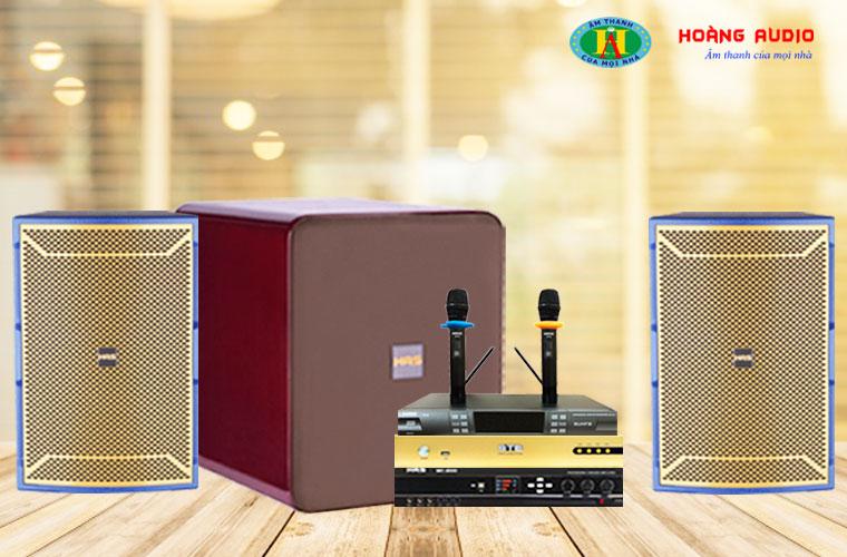 Post image for Bộ dàn karaoke HAS GD-14