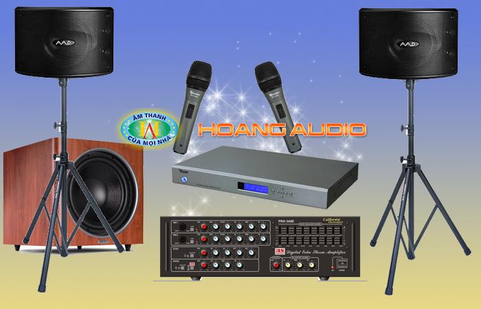 Dàn karaoke kinh doanh cao cấp giá rẻ nhất