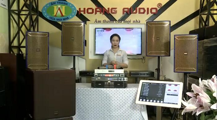 Thumbnail image for Tư vấn phối ghép loa karaoke với amply cho phòng hát 15-20m2.