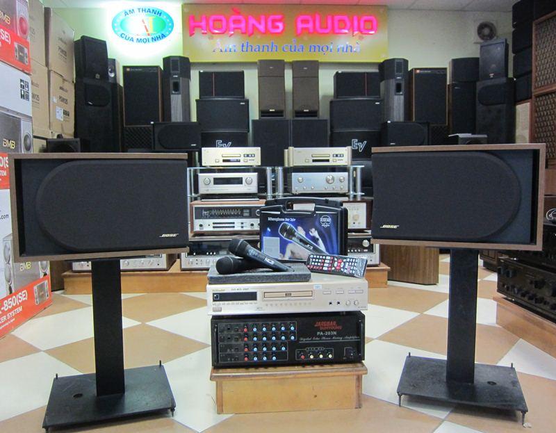 Dàn karaoke gia đình loa bose 4.2_âm thanh cao cấp 1