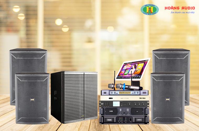 Post image for Bộ dàn karaoke HAS 4.0 GD-25
