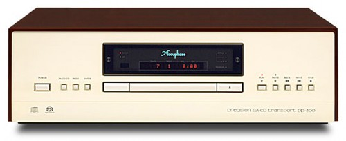 Đầu cd accuphase dp-800