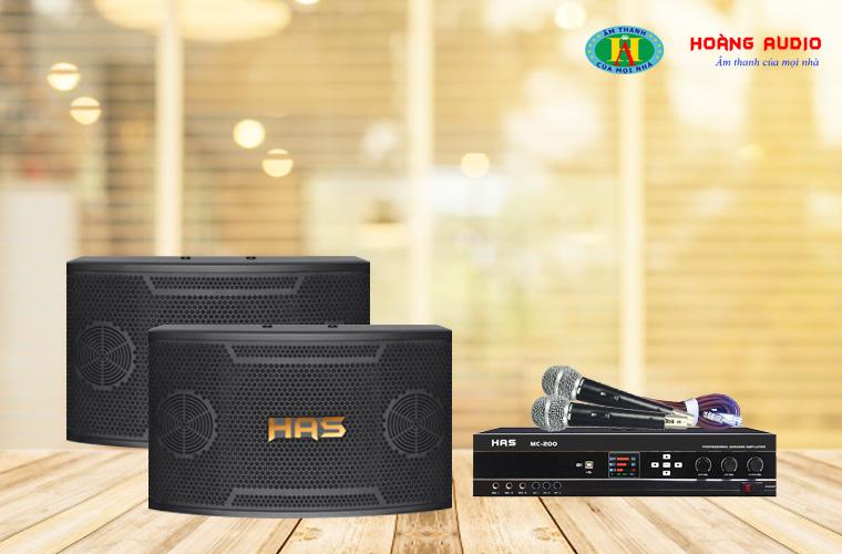 Post image for Bộ dàn karaoke HAS 4.0 GD-02