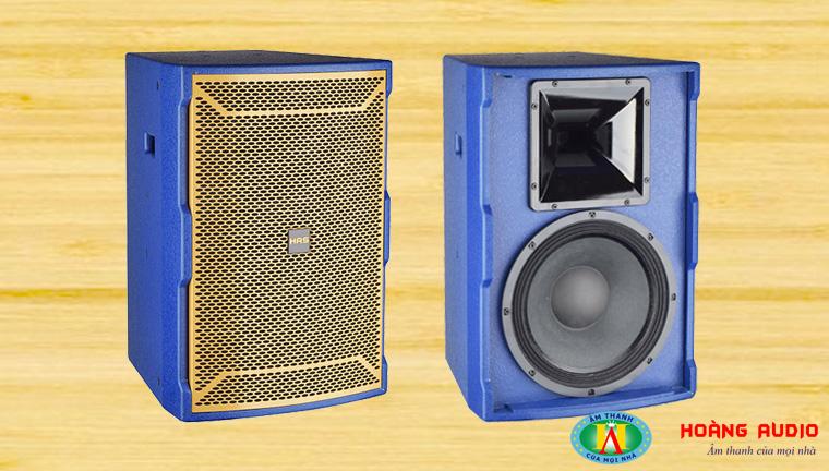 loa-karaoke-has-fp112-mat-truoc